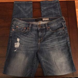 Aeropostale Skinny Jeans Size 10 REG/NORMAL